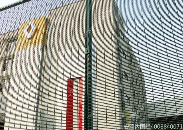 安笃达围栏大生牌业制造青浦项目