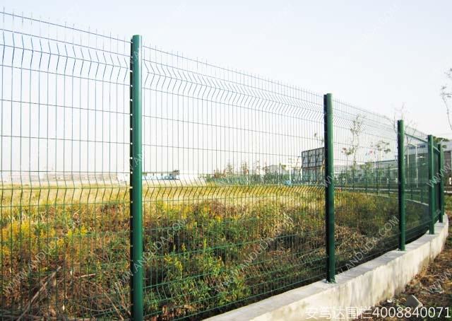 安笃达围栏东富龙制药金山项目