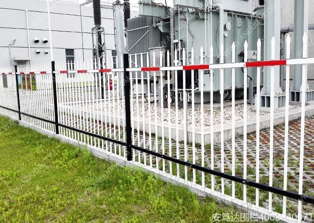 安笃达围栏上海华电莘庄工业区燃气热电冷三联供项目
