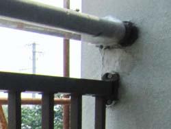 面管与墙面安装